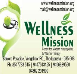Wellness mission- Centre for Modern Naturopathy